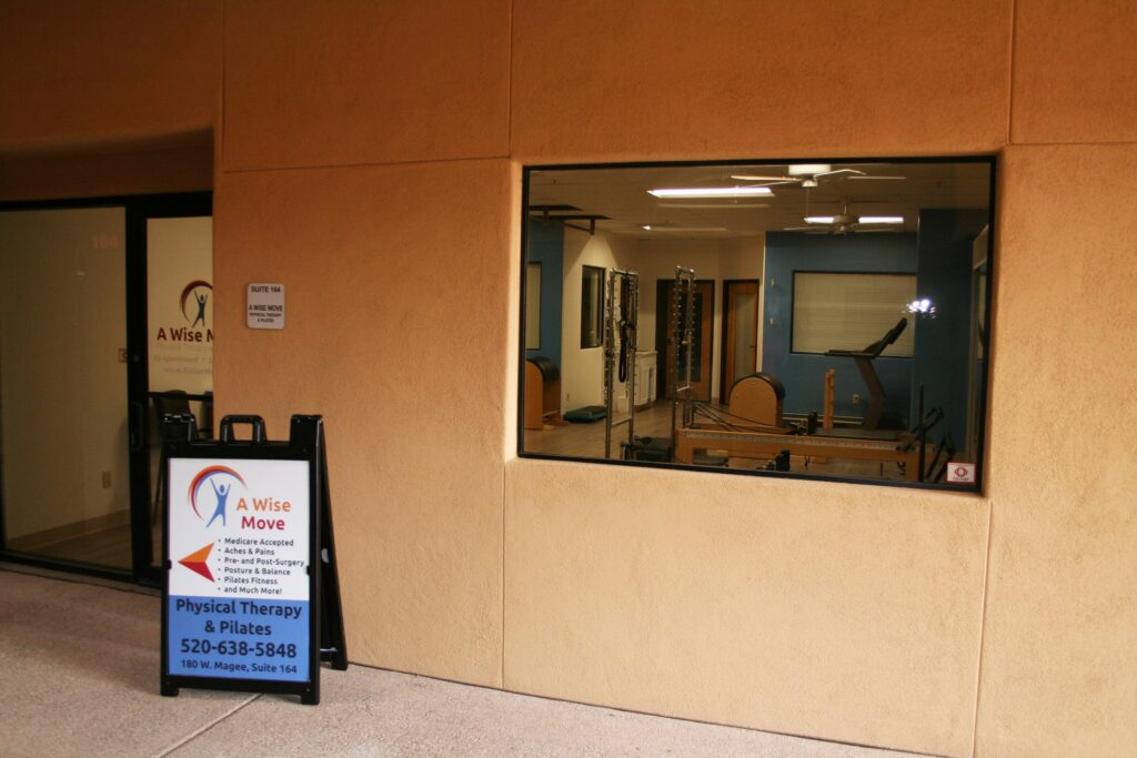 Physical Therapy Pilates New Clinic Studio Open Oro Valley Oracle & Magee